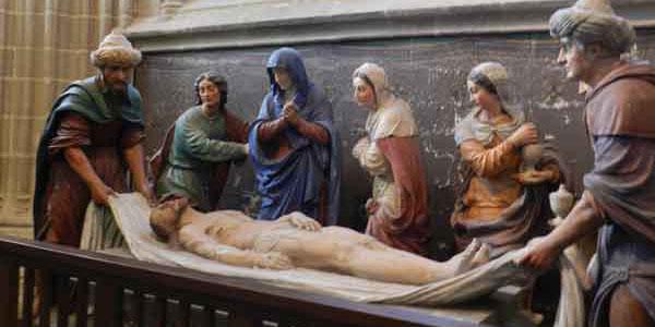Kirchenaltar sterben Tod und Bestatten