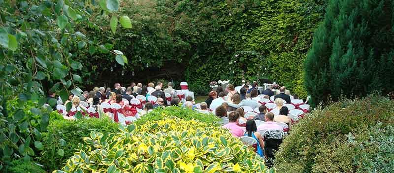 Hochzeitszeremonie Hochzeit im Freien Hochzeitsmesse