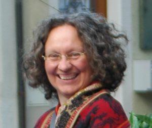 Rosmarie Brunner, freie Theologin/Pfarrerin in Basel