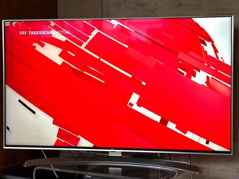 TV, SRF Fernsehauftritte