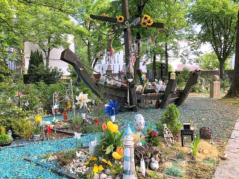 Friedhof Alter St.-Matthäus Kirchhof