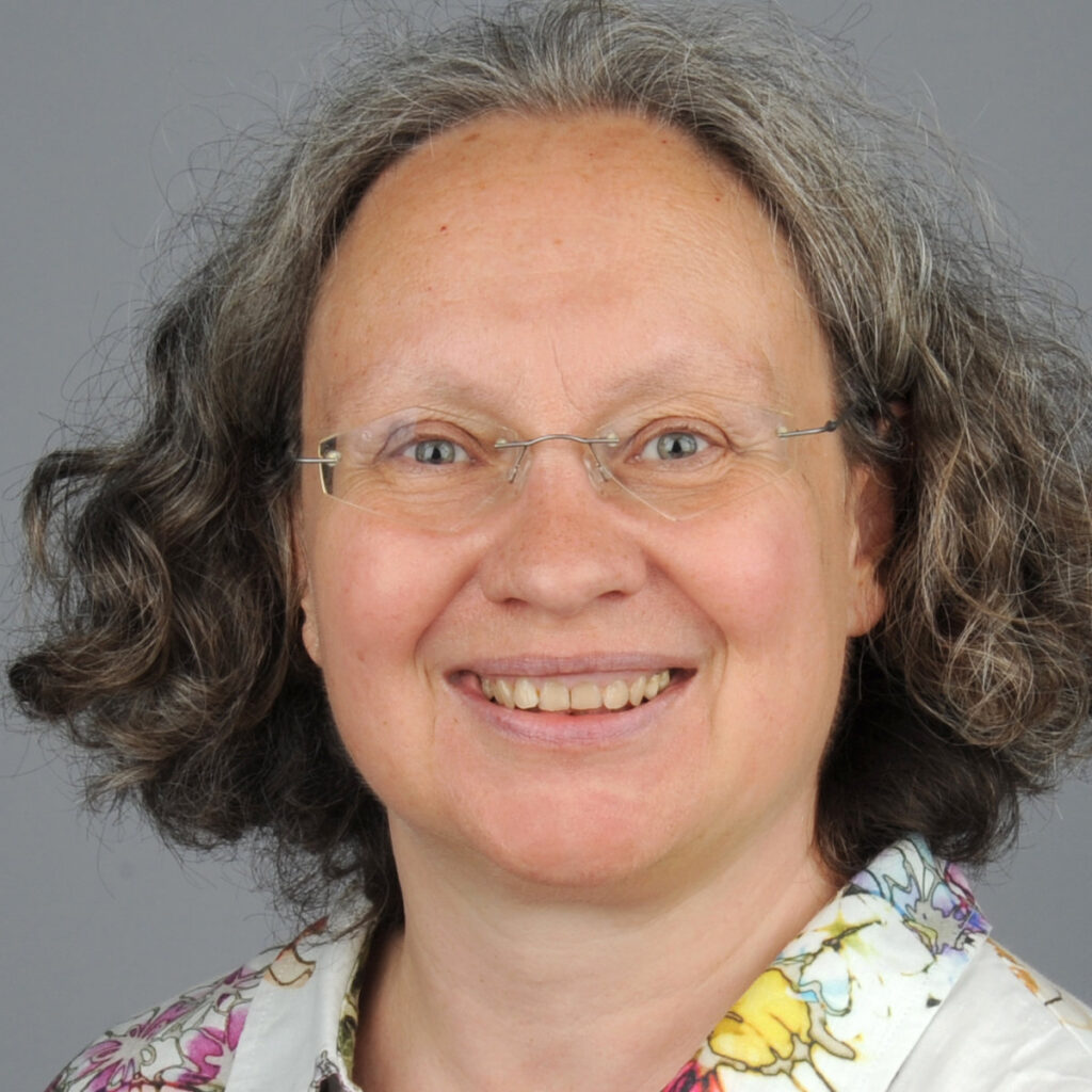 Rosmarie Brunner, Theologin
