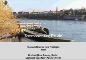 Relaunch Website «freie-Theologin»