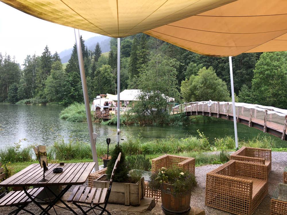 Bild: Heiraten, freie Trauung an einem See